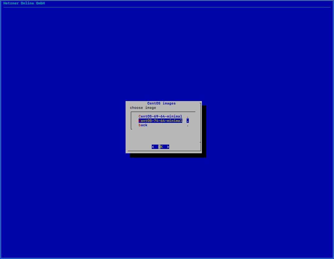 Hetzner独立服务器设置RAID的详细方法